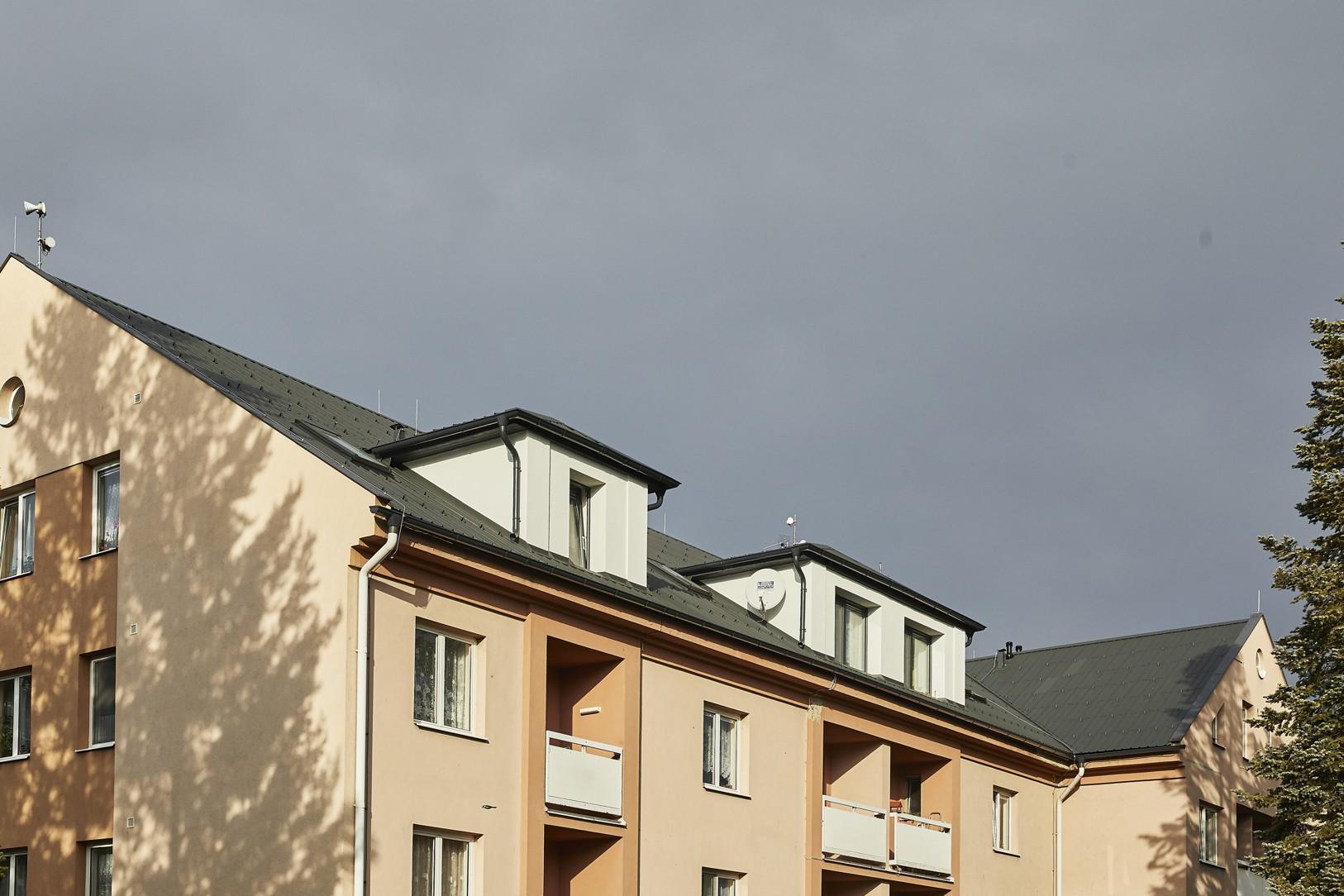 Bytový dům Vsetín-Rokytnice 3